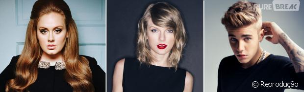 Adele quebra recorde de Taylor Swift no Vevo