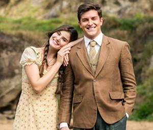 """Camila Queiroz e Klebber Toledo viverão um romance em """"Êta Mundo Bom"""""""