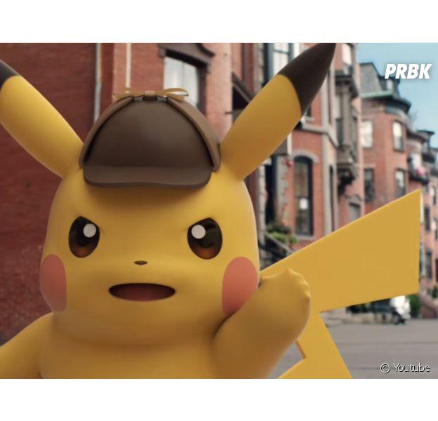 """Nintendo anuncia jogo """"Detective Pikachu"""" para 3DS no 20º aniversário da franquia!"""