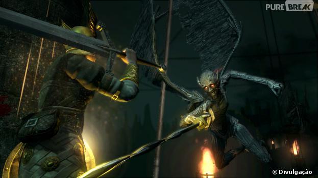 """""""Demon's Souls"""" mostrou que nível de dificuldade extrema faz sucesso com os gamers"""