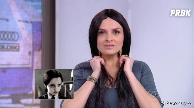 Monica cosplay