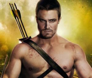 """Em """"Legends of Tomorrow"""": Oliver (Stephen Amell), de """"Arrow"""", aparece na série algumas décadas mais velho!"""