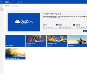 O prazo já tava rolando desde dezembro de 2015 e quem não solicitou até a data terá de assinar um dos planos do OneDrive, da Microsoft