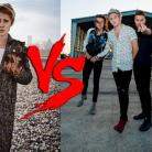 Justin Bieber ou One Direction? Hashtag que incentiva rivalidade fica nos Trending Topics do Twitter
