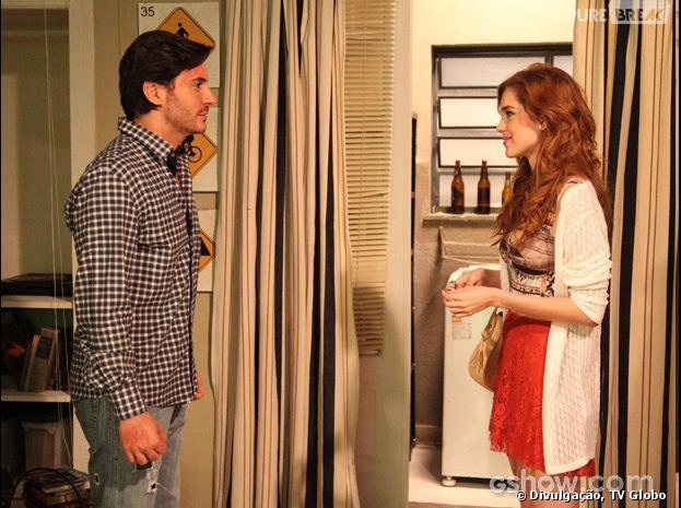 """Em """"Amor à Vida"""", Natasha (Sophia Abrahão) pedirá para Thales (Ricardo Tozzi) se casar com ela!"""