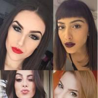 Kéfera, Maju Trindade, Nah Cardoso, Maddu Magalhães e as youtubers mais gatas do Brasil!