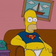 """Em """"Os Simpsons"""": na 27ª temporada, Homer responderá perguntas enviadas por fãs ao vivo!"""