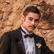 """Rafael Vitti, ex-""""Malhação"""", muda o visual para viver o seu próximo personagem em """"Velho Chico""""!"""