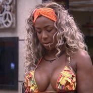 """No """"BBB16"""", após mostrar os peitos, Adélia diz que se preocupa com filho e é zoada por brothers"""