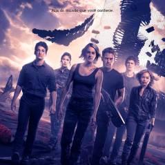 """De """"Convergente"""": Tris (Shailene Woodley) está no comando no último pôster divulgado do longa!"""