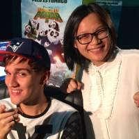 """Christian Figueiredo e Jiang Pu, do """"MasterChef Brasil"""", vão dublar a animação """"Kung Fu Panda 3""""!"""