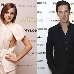 Emma Watson e Benedict Cumberbatch formam o casal mais sexy do cinema