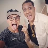"MC Gui trolla MC Bin Laden, do hit ""Tá Tranquilo, Tá Favorável"", e publica vídeo no Instagram"