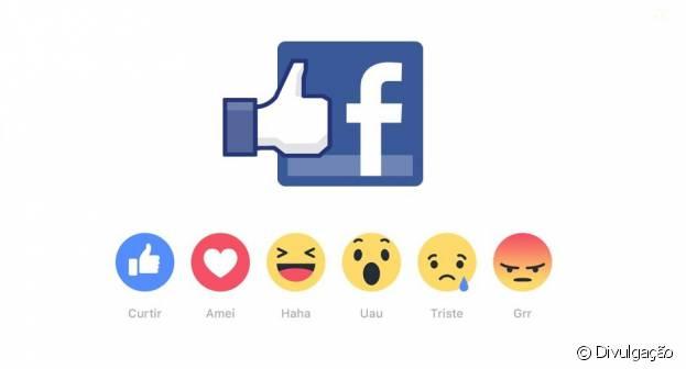 """Novo botão """"like"""" do Facebook está sendo liberado aos poucos para os usuários brasileiros!"""