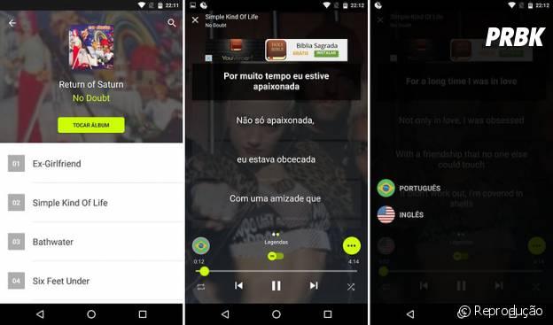 Vagalumeé um dos melhores aplicativos para traduzir músicas no celular!