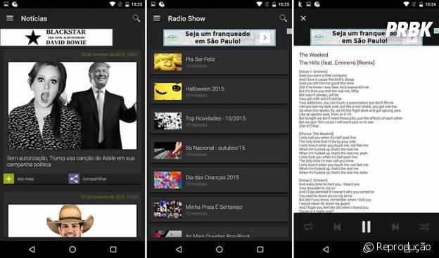 Kboingé um dos melhores aplicativos para traduzir músicas no celular!