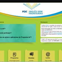 """MEC abre novas inscrições para o curso presencial """"Inglês Sem Fronteiras"""""""