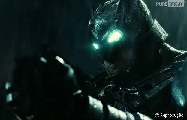 """""""Batman Vs Superman: A Origem da Justiça"""" ganhou um novo clipe"""