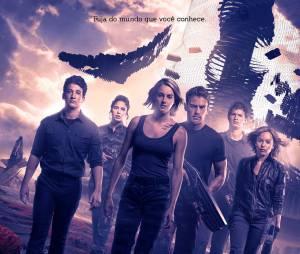 """De """"Convergente"""": último pôster antes do lançamento do filme já foi divulgado!"""