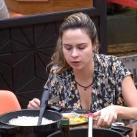 """No """"BBB16"""", Ana Paula critica Renan e Adélia: """"Têm medo de mim. Detesto gente que tem medo de mim"""""""