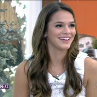 """Bruna Marquezine, de """"Em Família"""", reafirma amor por Neymar: """"Estamos muito bem"""""""