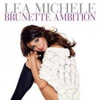 "Lea Michele divulga a capa de seu primeiro livro ""Brunette Ambition"""