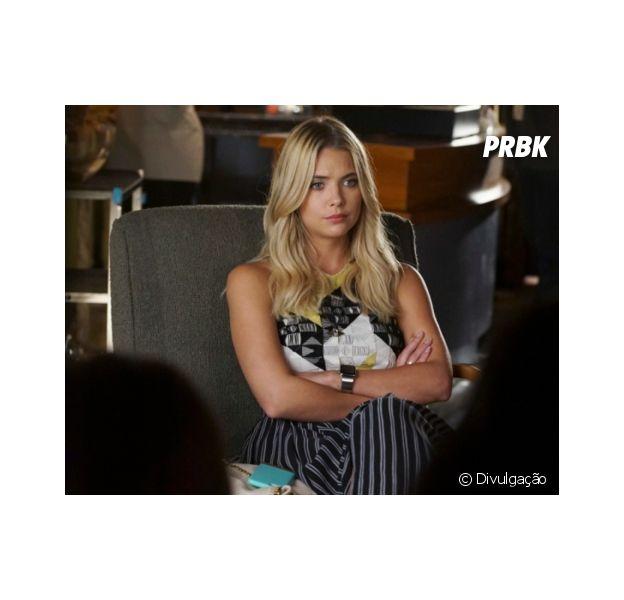 """Em """"Pretty Little Liars"""", Hanna faz revelação surpreendente sobre assassinato de Charlotte!"""