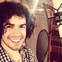 """Sam Alves compartilha trecho de nova música e revela: """"Fazendo um rap!"""""""