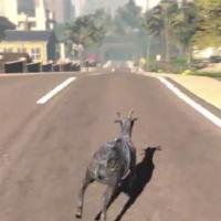 """Jogo trash: Em """"Goat Simulator"""" você é uma cabra muito louca!"""