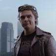 """Mercúrio (Evan Peters) disputa corrida com carro em novo comercial de """"X-Men: Apocalipse"""""""