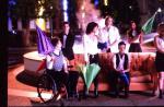 """Em """"Glee"""": Na 5ª temporada, série regrava a abertura de """"Friends""""!"""