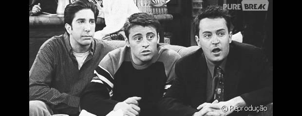 """Glee"" vai recriar ""Friends""!"