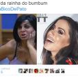 Os memes com o novo visual de Anitta não param!