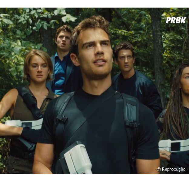 """""""A Série Divergente: Ascendente"""" é o último filme da franquia inspirada na história de Veronica Roth"""