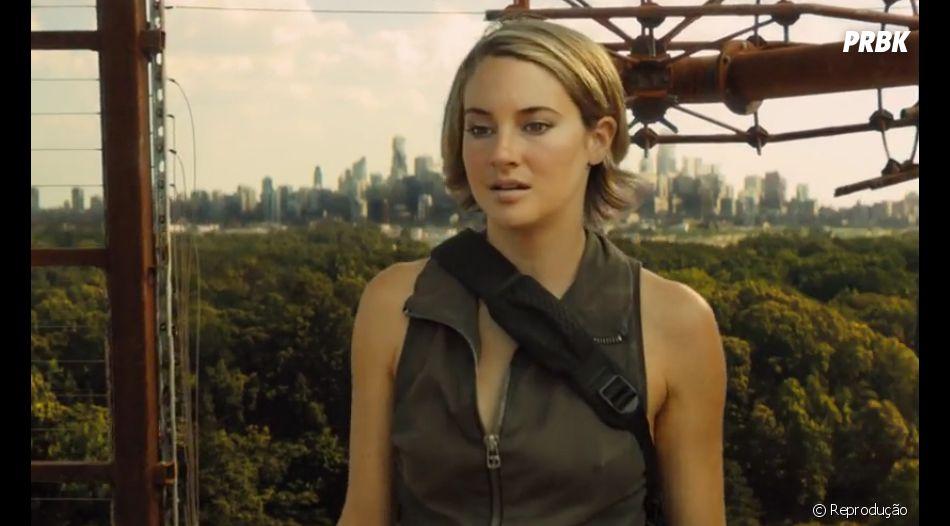 """""""A Série Divergente: Convergente"""" chegou aos cinemas brasileiros em 10 de março"""