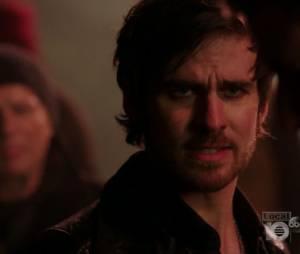 """Em """"Once Upon A Time"""": Liam (Bernard Curry) mentiu sobre seu passado para Hook (Colin O'Donoghue)"""