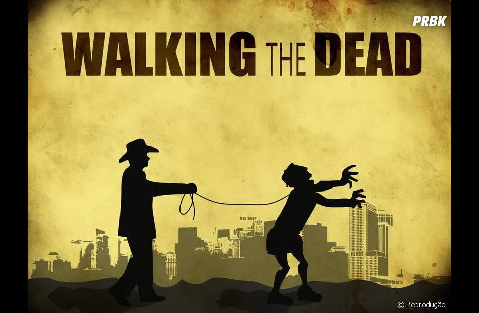 """""""The Walking Dead""""voltou ao ar no último domingo (9)"""
