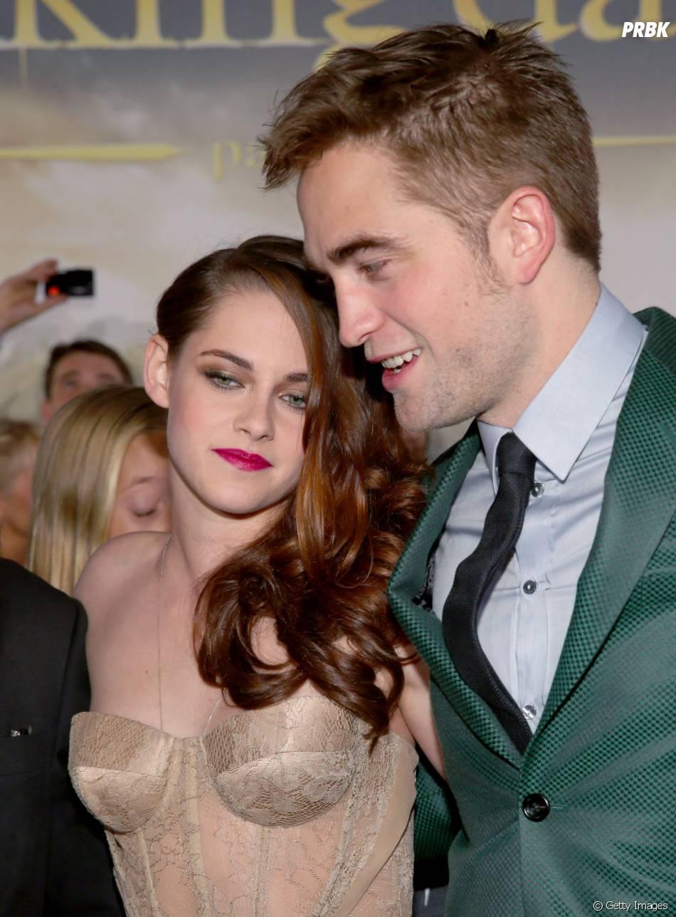 """Os fãs de """"Crepúsculo"""" nunca vão superar o término de Kristen Stewart e Robert Pattinson"""