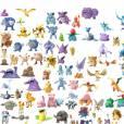 """Em """"Pokémon GO!"""", da Nintendo, apenas os monstrinhos da primeira geração estarão presentes no game"""