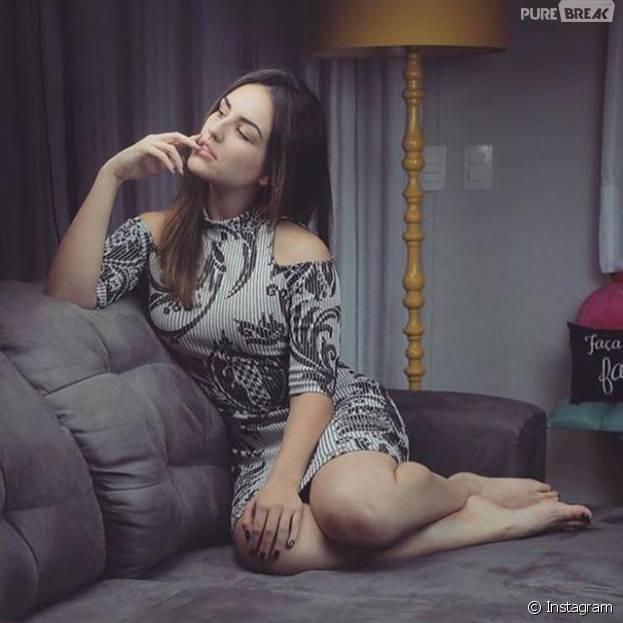 """Kéfera Buchmann, do """"5inco Minutos"""", recusa convite para participar do """"Vídeo Show"""", da Globo"""