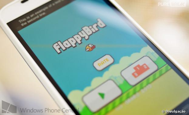 """""""Flappy Bird"""" é o jogo impossível da vez"""