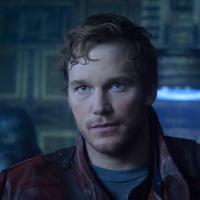 """Imagens de """"Guardiões da Galáxia"""" com Chris Pratt e Zoe Saldana são reveladas"""