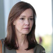 """Na novela """"Em Família"""": Helena confirma que perdeu o filho de Laerte!"""