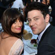 """Lea Michele, de """"Scream Queens"""", homenageia Cory Monteith com nova tatuagem: """"Para meu quarterback"""""""