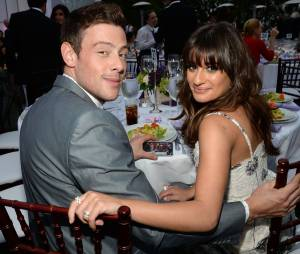 A morte precoce de Cory Monteith interrompeu o romance do ator com Lea Michele, em 2013