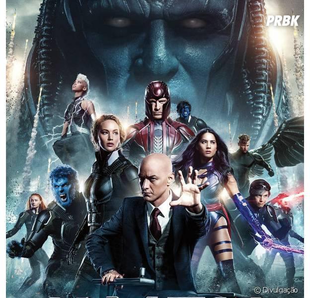 """X-Men: Apocalipse"""