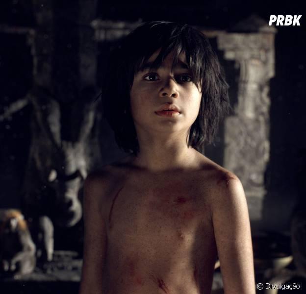"""""""Mogli - O Menino Lobo"""" chega aos cinemas nesta quinta-feira (14)"""