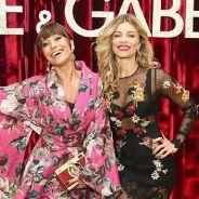 """Grazi Massafera e Sabrina Sato brilham em evento de moda e dançam """"Bang"""" com Anitta"""