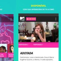 """Séries """"Are You The One? Brasil"""" e """"Adotada"""" no Android ou iOS agora com MTV Play no Brasil!"""
