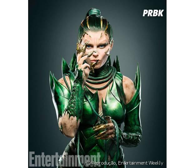 """Novo """"Power Rangers"""": visual de Rita Repulsa é revelado"""